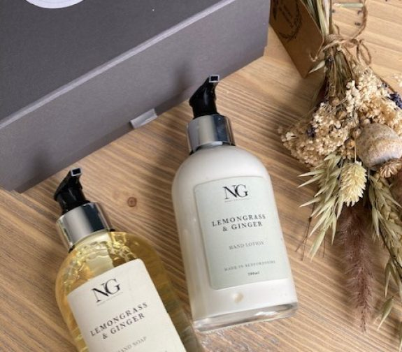 Hand Soap & Lotion Gift Box